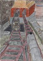Mixed Trains by tijodaslim