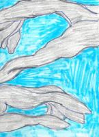 Handed Sky by tijodaslim