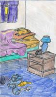Fight the Morning Light by tijodaslim
