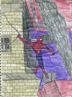 Spider to Smoke by tijodaslim