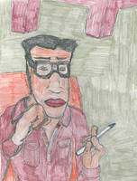 Pen Twirl by tijodaslim
