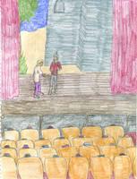 Stage Play by tijodaslim