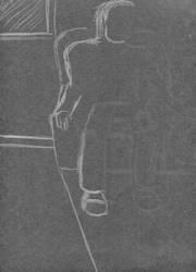 Mysterious Figure by tijodaslim