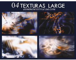 PACK 04 TEXTURES LARGE by AdmireMyStyle