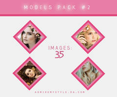 RANDOM MODELS PACK #2 by AdmireMyStyle