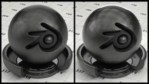 Carbon Fiber material for Blender (no UV's needed)