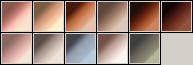 Gaia Avatar Skin Gradients by plangkye