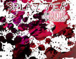 ::Splatter:: 9 Brushes