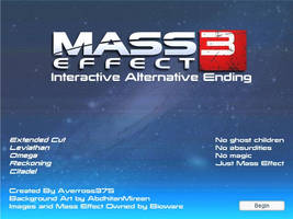 Mass Effect 3: Interactive Alternative Ending 1.4