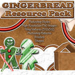 Gingerbread resource pack