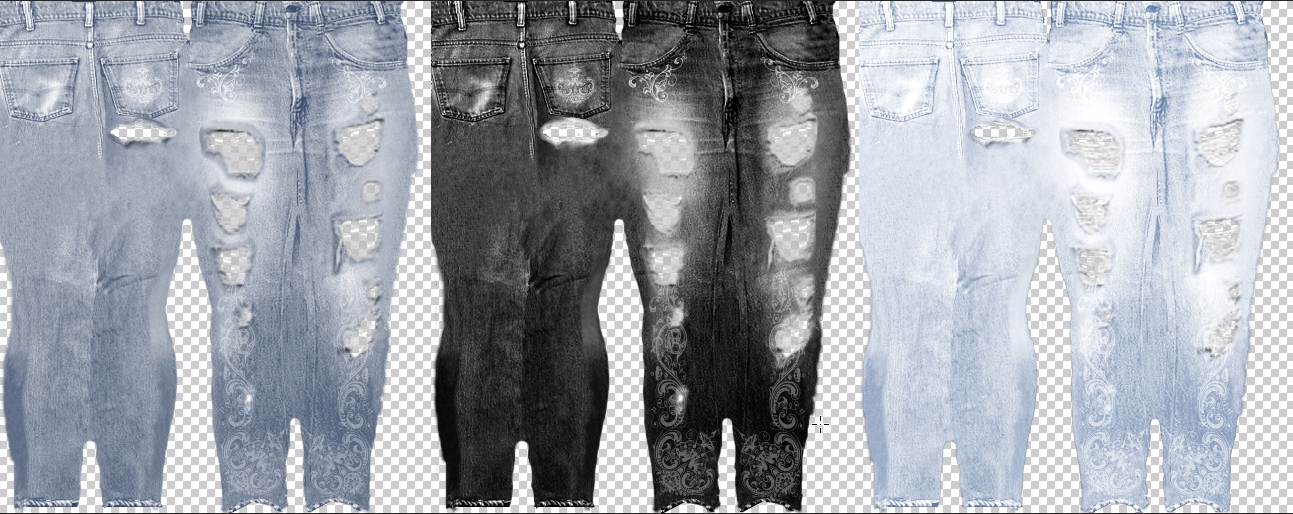 SWA SecondLifeJeans by suztv
