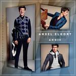 Ansel Elgort Photopack 10