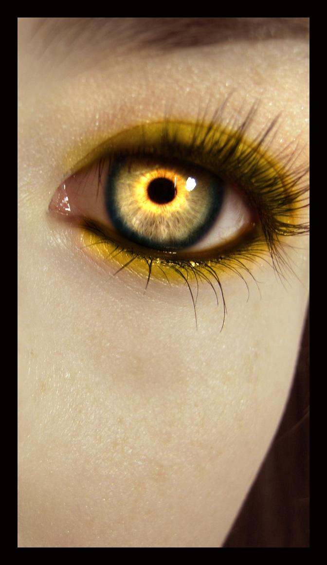 Eye Tutorial by MeganLeeRetouching