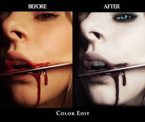 Color Tutorial by MeganLeeRetouching