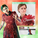 Jenna Coleman PNG Pack