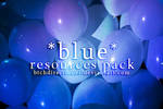 .blue resources pack