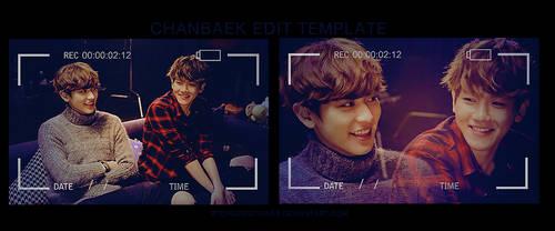 ChanBaek Edit Template by btchdirectioner