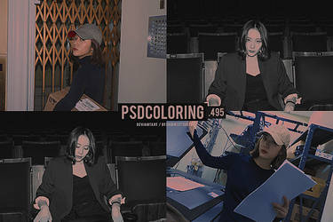 .psdcoloring495 // the office by btchdirectioner