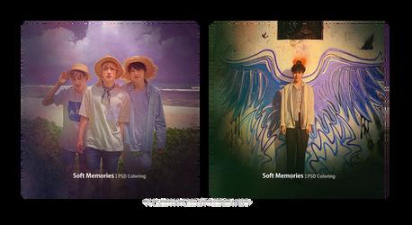 PSD Pack : Soft Memories