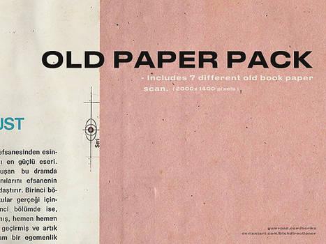 Paper Pack Pt.5