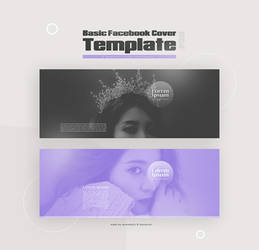 Template // Facebook Cover ( 1200 x 460 )
