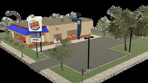 Burger King Stage Download!