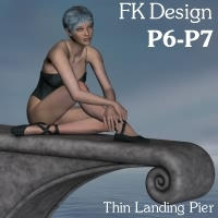 ThinLandingPier by fkdesign