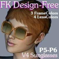 Sunglasses by fkdesign