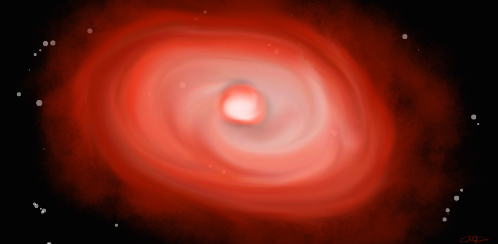 protostar by WolfJinx007