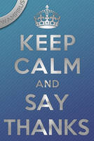 KeepCalm .PSD by WampiruS