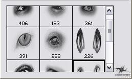 Regulater Eyes 01 by BrushEffect