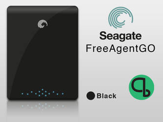 Seagate FreeAgent Go by baglio