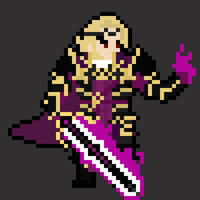 Xander Sprite by Blanooman