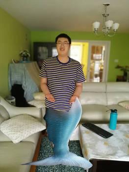 Mermaid Yifanxu0428 De14wob-pre