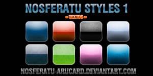 Nosferatu Styles 1 -Glossy TxT