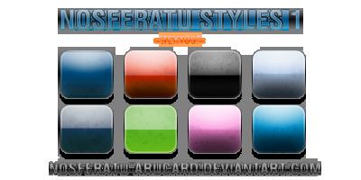 Nosferatu Styles 1 -Glossy TxT by messinmotion