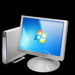 Windows 7 PC Icon
