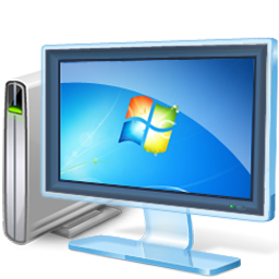 Windows 7 Sidebar's PC Icon by dipanshu9093 on DeviantArt