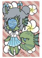 Valtameri digital colored by Jellyfish-Magician