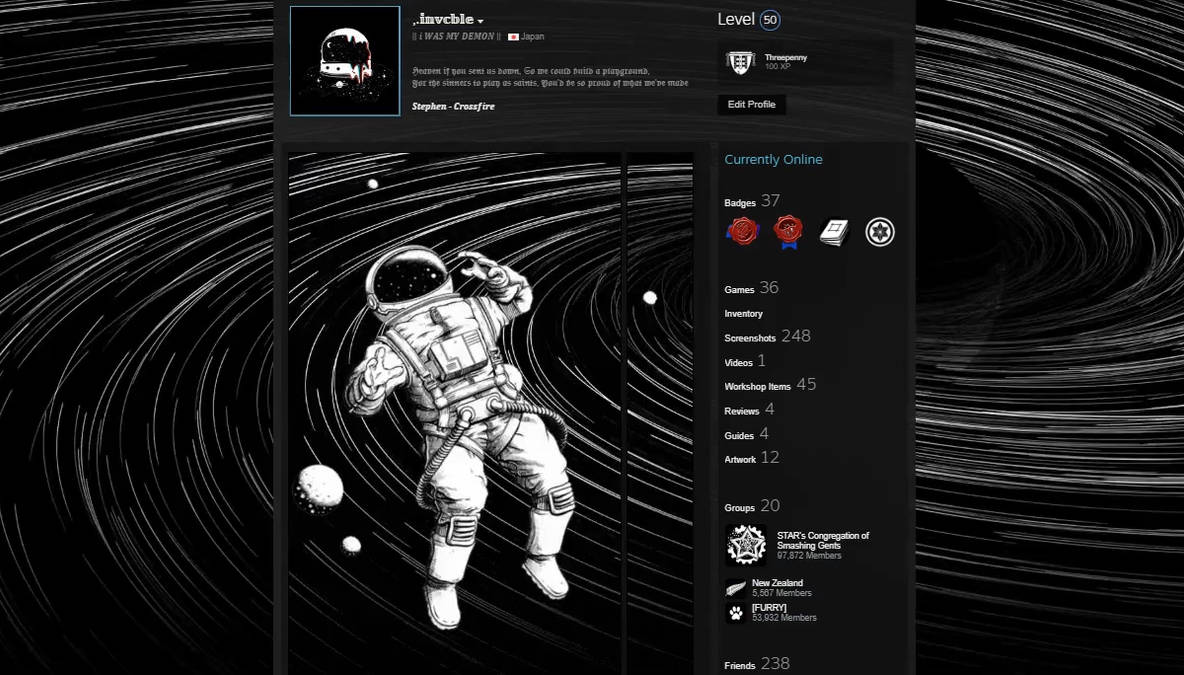 Artwork Design Black Hole Animated By Invcble On Deviantart