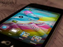 SUG4R iPod+iPhone