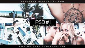 PSD #1 - SUMMER VIBES
