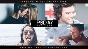 PSD #7 - IDK LIGHT