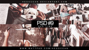 PSD #9 - RED TIME