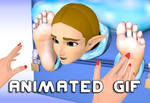 Tickle Box - Zelda (Animated)
