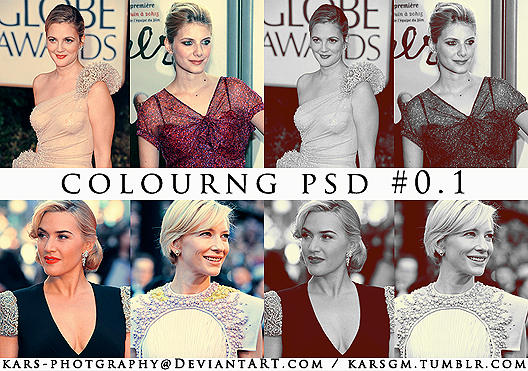 Colouring PSD 01 by KarS-Photography