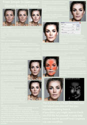 Glamor Retouch Tutorial by Nienna1990
