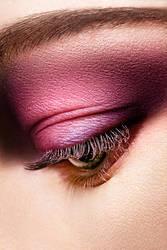 Eye Make Up Rollover by Nienna1990
