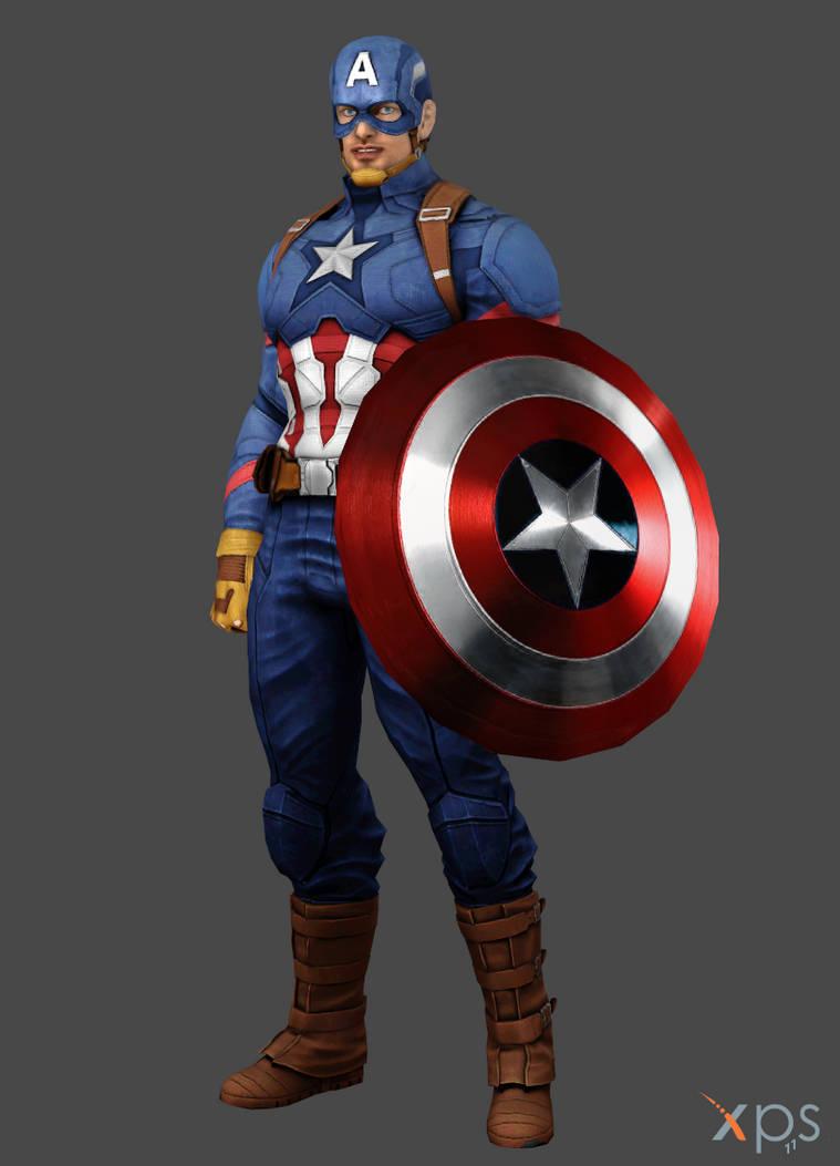 Captain America Civil War mod by thePWA on DeviantArt
