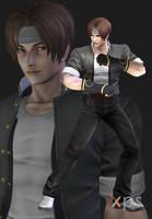 KOFXIV Kyo Kusanagi DLC by thePWA